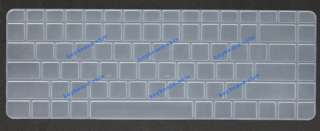 Keyboard Skin Cover Protector for HP CQ43 G4 G6 series laptop