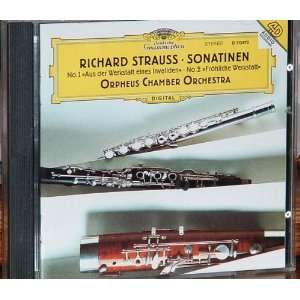Richard Strauss Sonatinen Richard Strauss, Orpheus Chamber
