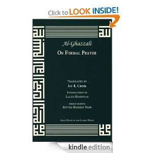 On Formal Prayer from the Acts of Worship (Great Books of the Islamic