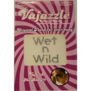 Bundle Vajazzle Wet N Wild and 2 pack of Pink Silicone Lubricant 3.3