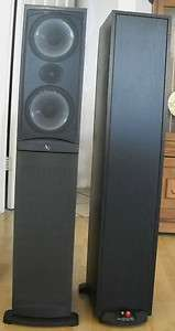 INFINITY TOWER SPEAKERS MODEL REFERENCE 2000.6 IN WORKING CONDITION