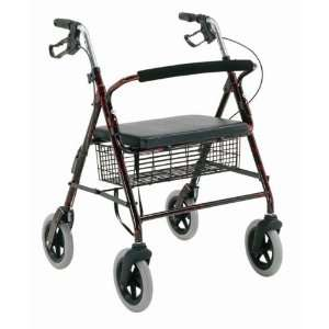 Adult Walker / Heavy Duty 4 Wheeled Rollator  W467 1