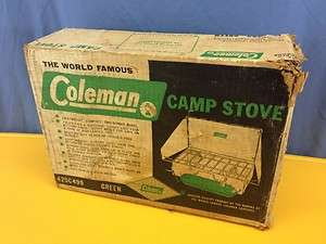 PACKAGE VTG COLEMAN 425C/425 CAMP STOVE REPLACEMENT/REPAIR PART