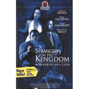 Stranger in the Kingdom [VHS] David Lansbury, Ernie Hudson