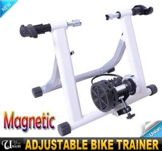 Magnet Bike Bicycle Trainer Stand Exercise Stationary Sports