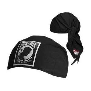 Do Wrap/Wickie Wear Genuine Do Wraps Cotton Headwraps , Style POW/MIA