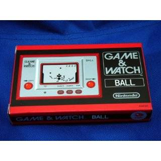 GAME & WATCH BALL FROM CLUB NINTENDO