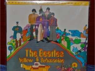 MFSL BEATLES YELLOW SUBMARINE 1 108 SEALED LP