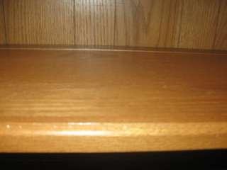 Ethan Allen Canterbury Oak Custom Room Plan CRP Computer Desk & Hutch