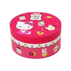 Sanrio Hello Kitty Musical Jewelry Case  Tea Time Toys