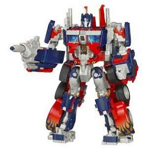 Transformers Movie Leader Optimus Prime  Toys & Games