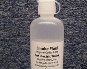 4oz Gilbert American Flyer Cedar Smoke Fluid Refill