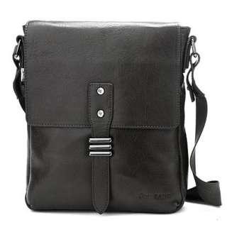 2011 New Mens Genuine Leather Briefcase messenger Bag
