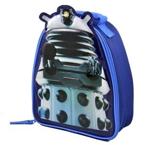 Dr Who DALEK Official Lunch Bag Box Insulated NEW GIFTS 5039388038959