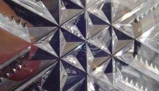 FINE ANTIQUE SIGNED LIBBEY CUT GLASS DISH/BOWL