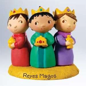 Reyes Magos 2011 Hallmark Ornament   QXG4857