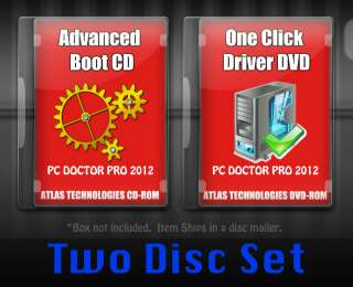 Acer Aspire Laptop Drivers Recovery Rescue Repair disc