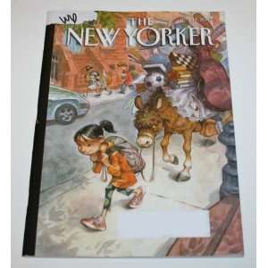 The New Yorker Magazine, September 13, 2010 The New Yorker Books