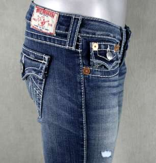 True Religion jeans womens BILLY Big T Classic Short fuse style