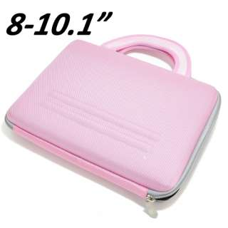 10 10.1 Pink Laptop Netbook Case Bag for ASUS EEEPC HP DELL