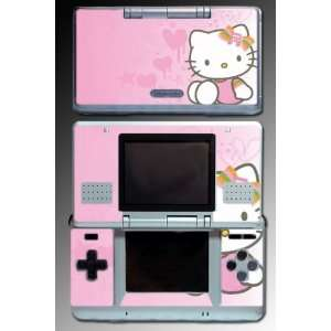 Hello Kitty Pink Cute Princess Girl Vinyl Decal Skin Protector Cover