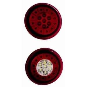 CHEVY HHR 06 07 08 09 IPCW RED LED TAIL LIGHTS 4 PCS