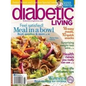 Diabetic Living (Spring 2011) diabetic living Books
