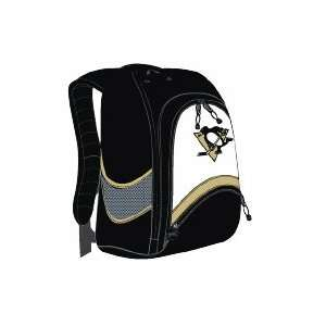 Pittsburgh Penguins NHL Backpack with Team Logo Sports