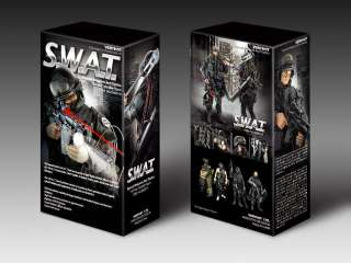 swat action figure 12 special weapons and tactics
