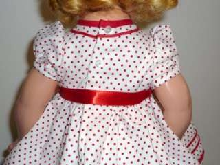 Original 1930s Composition 18 IDEAL SHIRLEY TEMPLE DOLL