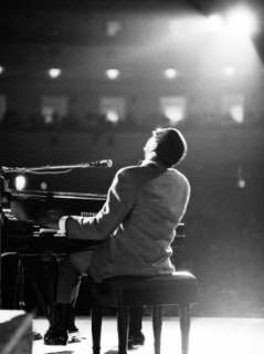 Ray Charles Premium Photographic Print by Bill Ray at AllPosters