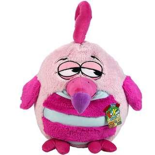 Jay at Play Kookoo Bird, Pink Bird Bedding