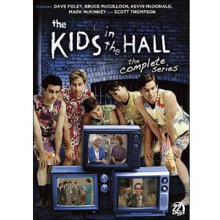The Kids In The Hall Complete Series TV Shows