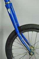 Vintage 1975 Swingbike blue kids bicycle Osmands muscle bike chopper