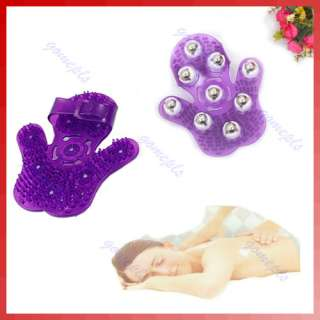Body Care Hand hold Roller Rolling Joint Glove Massager