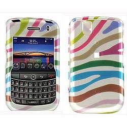 Blackberry Tour 9630 Multicolor Zebra Case