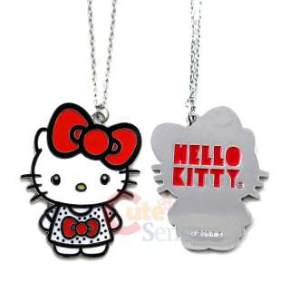Sanrio Hello Kitty Big Bow Necklace LoungeFly 2