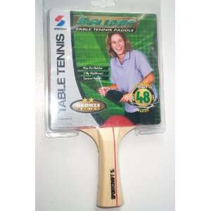 Table Tennis Paddle   Bronze Series