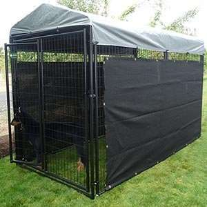 AKC Premium Heavy Duty Kennel 6h X 5w X 10l Everything