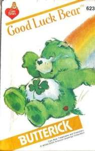 OOP Butterick Sewing Pattern Care Bears Stuffed Bear Animal Toy