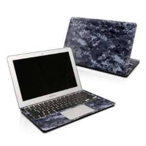 Digital Navy Camo Design Skin Decal Sticker for Apple