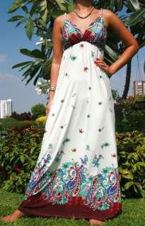 NEW Ladies Evening Woman Summer Long Maxi Dress