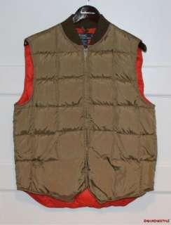 NWT $495 Polo Ralph Lauren Hunting Jacket and Vest Medium