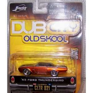 Jada Toys 1/64 Scale Diecast Dub City Old Skool 2006 Wave