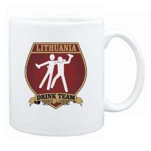 New  Lithuania Drink Team Sign   Drunks Shield  Mug
