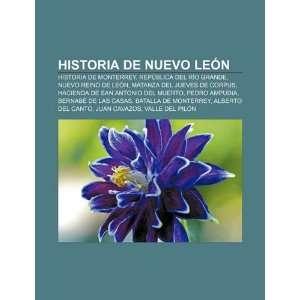 Nuevo León Historia de Monterrey, República del Río Grande, Nuevo
