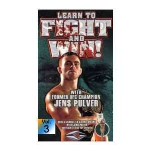 Jens Pulver   DVD 3 Polymetrics Lower Body  Sports