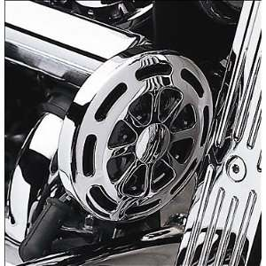CHROME HORN COVERS 98 01 HONDA VT1100T SHADOW ACE TOURER: Automotive