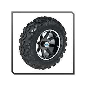 Polaris RZR   Crusher 14 Rim With Itp Baja Cross Tire Kit
