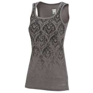 Columbia Womens Bombay Bound Tank Shale X Large  Sports